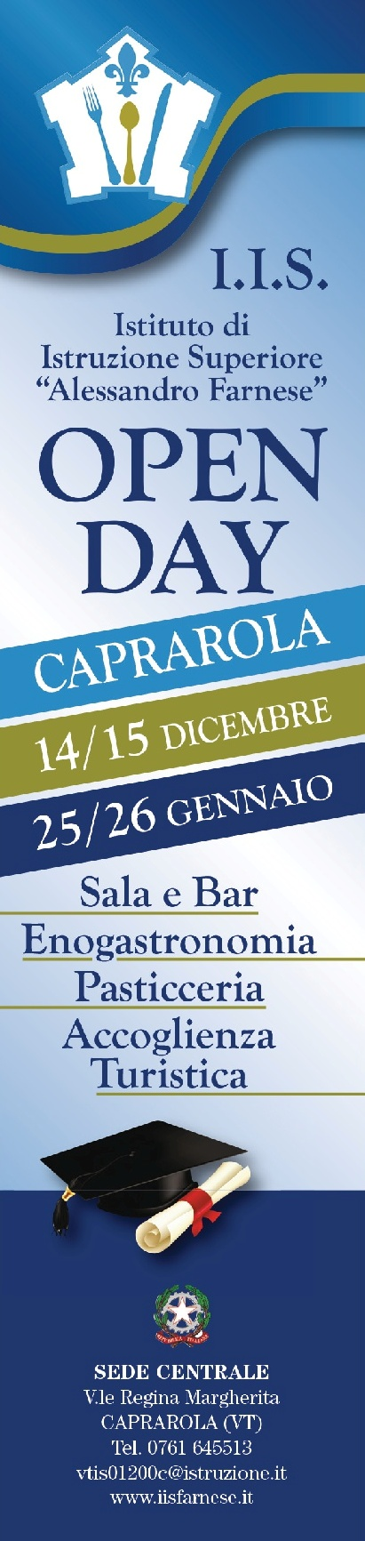 Open Day Caprarola